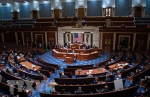 Hạ viện Mỹ thông qua dự luật cho phép chính phủ duy trì đến ngày 3/12