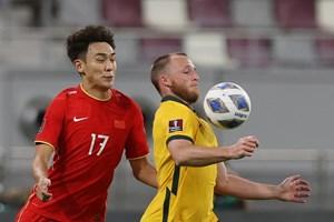 Đội tuyển Trung Quốc bất ngờ lộ chiến thuật trước trận gặp tuyển Việt Nam