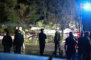 Ukraine thành lập Ủy ban điều tra nguyên nhân vụ rơi máy bay quân sự
