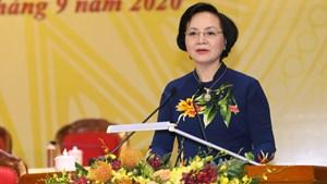 Tân Thứ trưởng Bộ Nội vụ giữ chức Phó trưởng Ban tổ chức Trung ương