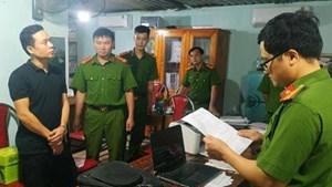 Tuyên Quang: Bắt cán bộ địa chính phường nhận hối lộ