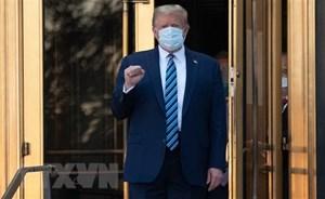 Bác sỹ xác nhận ông Trump không còn nguy cơ truyền bệnh Covid-19
