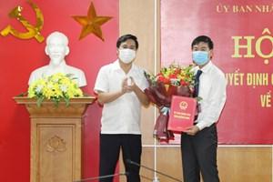 Quảng Ninh: Bổ nhiệm lãnh đạo một số sở, ngành