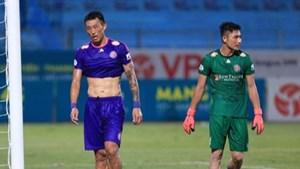 Thua đậm Bình Dương, Sài Gòn FC nguy cơ mất ngôi đầu V-League