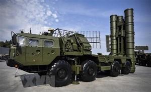 Thổ Nhĩ Kỳ lần đầu thử nghiệm hệ thống tên lửa phòng không S-400