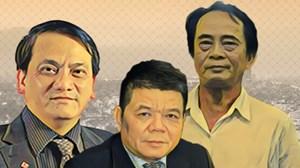 Các cựu lãnh đạo BIDV tiếp tục hầu tòa