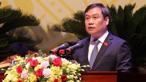 Ông Vũ Đại Thắng tái đắc cử Bí thư Tỉnh ủy Quảng Bình nhiệm kỳ 2020-2025