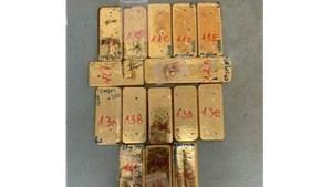 Vụ vận chuyển 51 kg vàng qua biên giới: 3 đối tượng ra đầu thú
