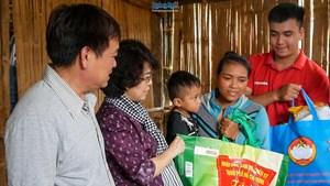 TP Hồ Chí Minh: Tiếp tục nhiều hoạt động cứu trợ đồng bào vùng lũ