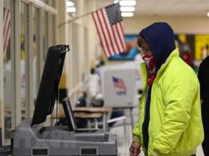Bầu cử Mỹ: Đảng Dân chủ giành ghế Thượng viện tại nhiều bang