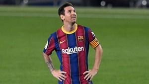 Vì sao Messi vẫn chưa 'trói chân' cùng Barcelona?