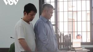 Chém người tại quán nhậu, hai bị cáo bị tuyên phạt 23 năm tù