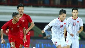 Đội tuyển Việt Nam chốt lịch thi đấu ở vòng loại World Cup 2022