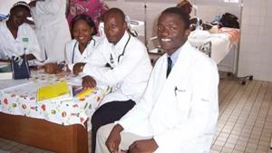 Hành trình từ nghèo đói tới Đại học Harvard của chàng trai Cameroon