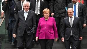 Đức: Tỷ lệ ủng hộ chính phủ cao kỷ lục