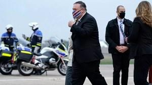 Ngoại trưởng Mỹ vội vã thăm 7 nước đồng minh giữa lúc bầu cử 'nước sôi lửa bỏng'