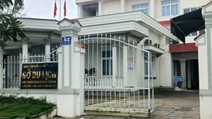 Kiên Giang: Có ưu ái bổ nhiệm cán bộ Sở Du lịch?