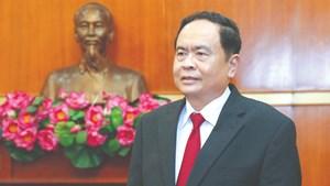 Kế thừa và phát huy truyền thống 90 năm vẻ vang của MTTQ Việt Nam, nỗ lực phấn đấu nâng cao hiệu quả hoạt động trong giai đoạn mới