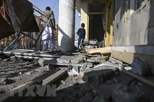 Afghanistan: Hàng loạt vụ nổ lớn làm rung chuyển thủ đô Kabul