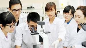 Trao giải thưởng 'Sinh viên nghiên cứu khoa học'