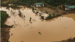 Dự án hồ chứa nước bỏ rơi quyền lợi người dân