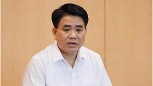 Xét xử kín vụ án bị cáo Nguyễn Đức Chung chiếm đoạt tài liệu mật