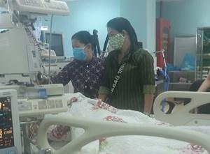 Công nhân cầu đường qua đời, tạng được máy bay vận chuyển để hiến cho người bệnh ở 3 miền