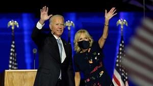 Ông Joe Biden trước thời điểm chuyển giao quyền lực