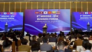 Thúc đẩy hợp tác Mekong - Hàn Quốc