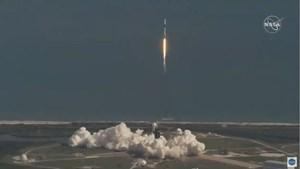SpaceX phóng thành công tàu Dragon phiên bản nâng cấp khoang chở hàng