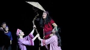 Nghệ thuật xiếc kết hợp cải lương: Làn gió mới cho sân khấu