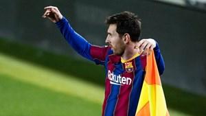 Messi chạm cột mốc khủng trước giờ trao giải The Best
