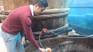 Chàng trai 8X và quyết tâm phát triển nghề làm nước mắm truyền thống