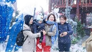 Lễ hội mùa đông Fansipan