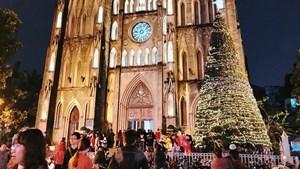 Mùa Giáng sinh an lành