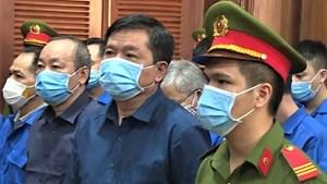 Bị cáo Đinh La Thăng lĩnh thêm 10 năm tù giam