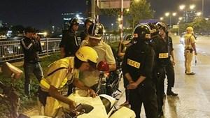 TP Hồ Chí Minh: Số vụ phạm pháp hình sự giảm