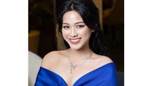 [ẢNH] Nhan sắc Đỗ Thị Hà sau một tháng đăng quang hoa hậu