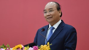Thủ tướng Nguyễn Xuân Phúc: Thể chế để ngành xây dựng phát triển là câu hỏi lớn