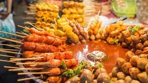 Du lịch châu Á: Những món ăn vặt khiến du khách chảy nước miếng