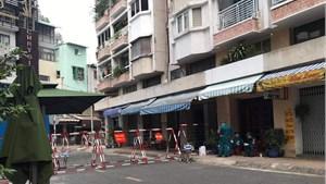 Phát hiện người dương tính với SARS-CoV-2: Phong tỏa khu chung cư Sư Vạn Hạnh