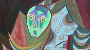 Triển lãm hội hoạ 'Mặt Lạ'