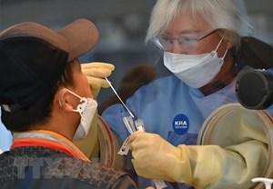 Hàn Quốc xác nhận ca nhiễm biến thể mới virus SARS-CoV-2 từ Anh