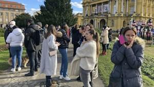 Động đất 6,3 độ Richter làm rung chuyển Croatia