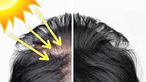 9 thói quen hàng ngày khiến tóc bạn mỏng đi