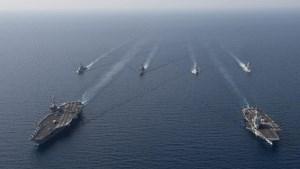 Đan Mạch lên kế hoạch tuần tra Eo biển Hormuz