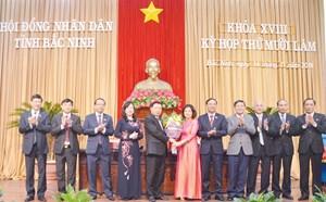 Bắc Ninh có nữ Chủ tịch tỉnh đầu tiên