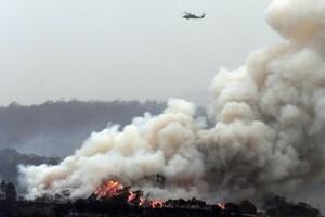 Cháy rừng tại Australia: Nguy cơ bùng phát toàn liên bang