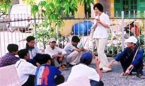 Cai nghiện ma tuý tại cộng đồng: Nhiều vướng mắc cần tháo gỡ