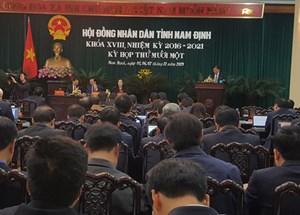 Nam Định: Cử tri đề nghị người đứng đầu cấp ủy, chính quyền phải tổ chức đối thoại định kỳ